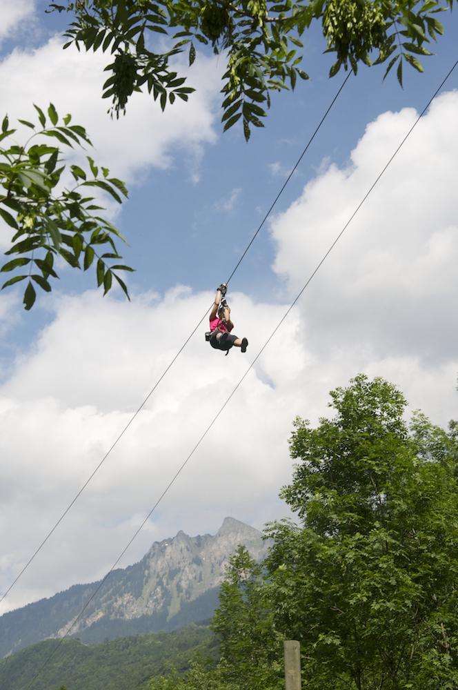 Entrez Dans Une Foret Enchantee Parc Aventure D Aigle