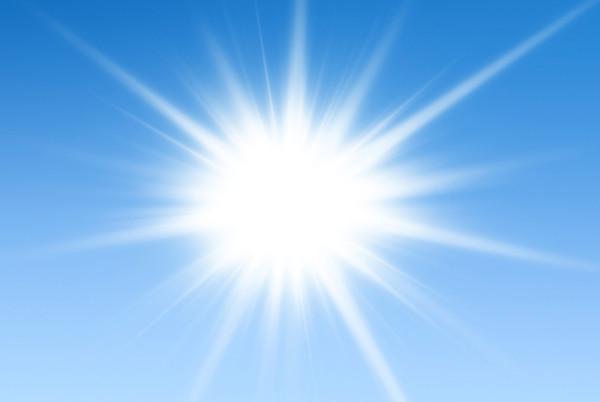 320 jours de soleil par an
