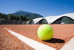n centre sportif (tennis, squash, badminton, …)