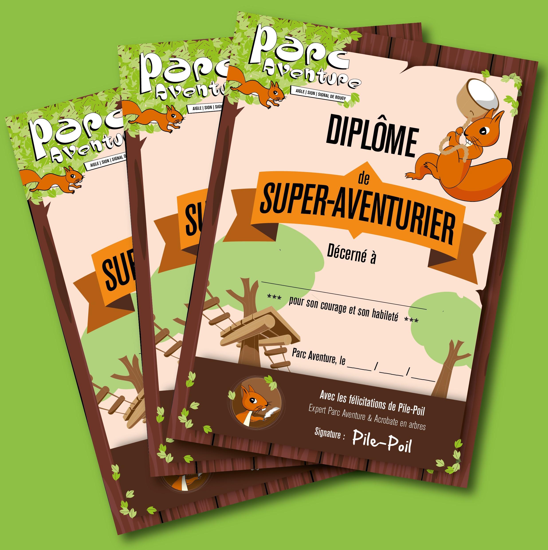 Extrêmement Anniversaire - Parc Aventure ® NK24